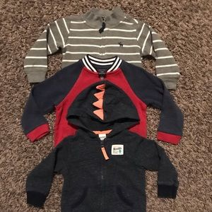 12 month boy sweaters